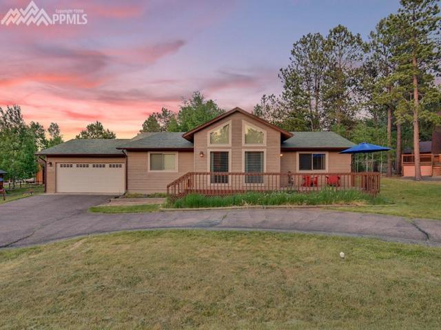 1320 Northwoods Drive, Woodland Park, CO 80863 (#2163538) :: The Treasure Davis Team