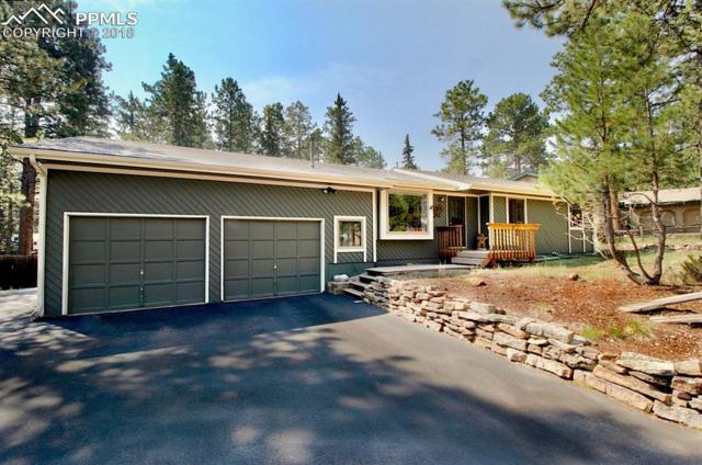 245 Del Este, Woodland Park, CO 80863 (#2163742) :: Harling Real Estate