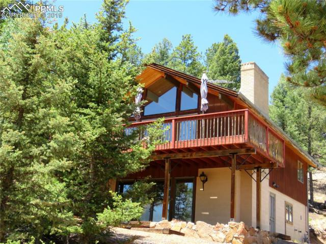 975 Stonehenge Drive, Florissant, CO 80816 (#2164689) :: Jason Daniels & Associates at RE/MAX Millennium