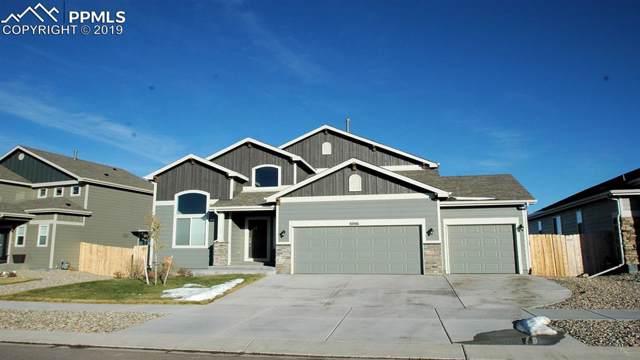 6061 Anders Ridge Lane, Colorado Springs, CO 80927 (#2165129) :: The Treasure Davis Team