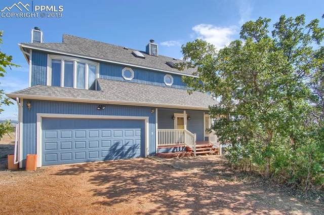 16165 Wright Road, Monument, CO 80132 (#2171559) :: Action Team Realty
