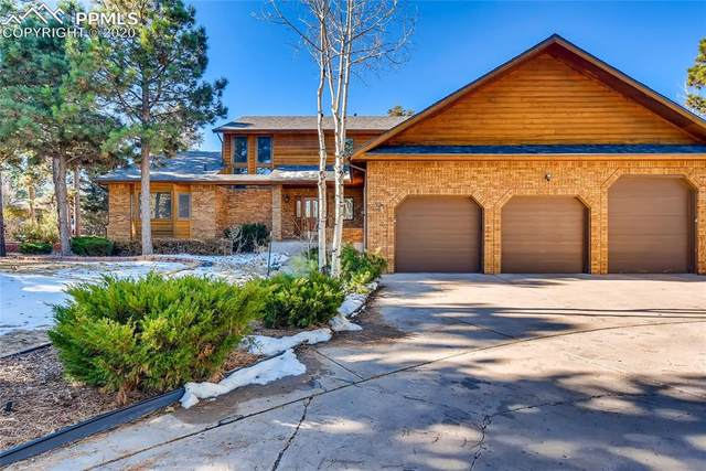 175 E Kings Deer Point, Monument, CO 80132 (#2172611) :: Realty ONE Group Five Star