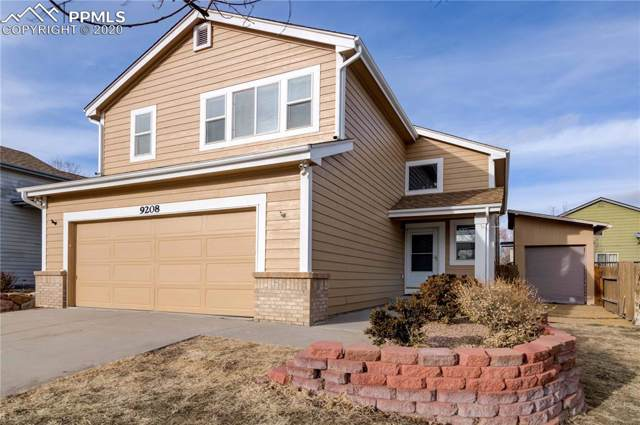 9208 Granger Lane, Colorado Springs, CO 80925 (#2174605) :: Tommy Daly Home Team