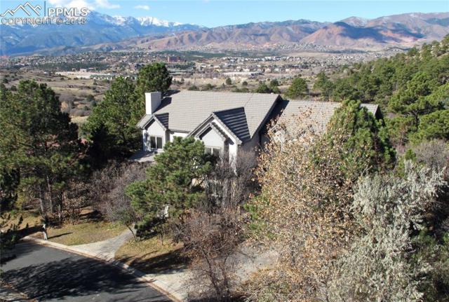 6230 Spurwood Drive, Colorado Springs, CO 80918 (#2177326) :: The Hunstiger Team