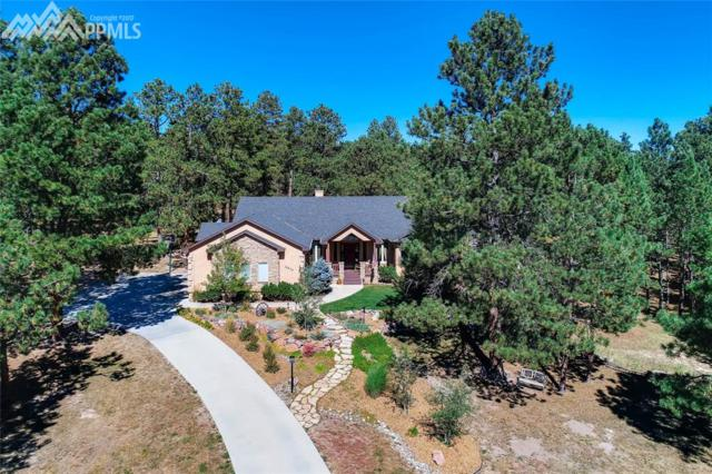 19475 Twisted Pine Drive, Colorado Springs, CO 80908 (#2178633) :: The Daniels Team