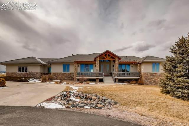 1283 Ridge Oaks Drive, Castle Rock, CO 80104 (#2181585) :: 8z Real Estate