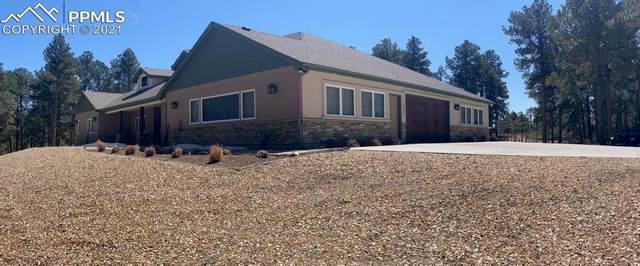 16305 Meridian Road, Elbert, CO 80106 (#2182550) :: Compass Colorado Realty