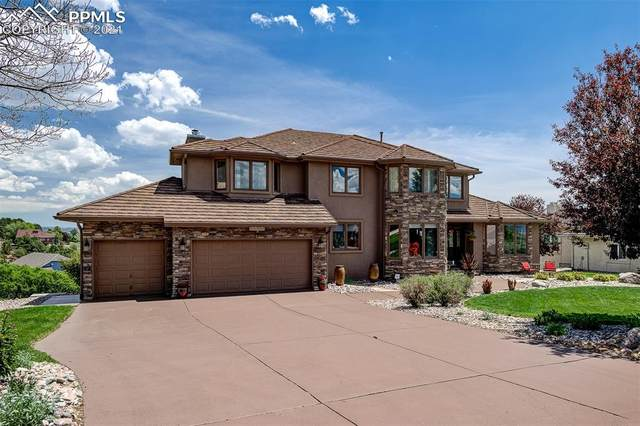 2255 Oak Hills Drive, Colorado Springs, CO 80919 (#2191865) :: Tommy Daly Home Team
