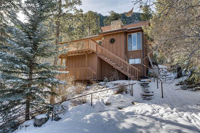 13020 Iona Trail, Green Mountain Falls, CO 80819 (#2194337) :: The Scott Futa Home Team