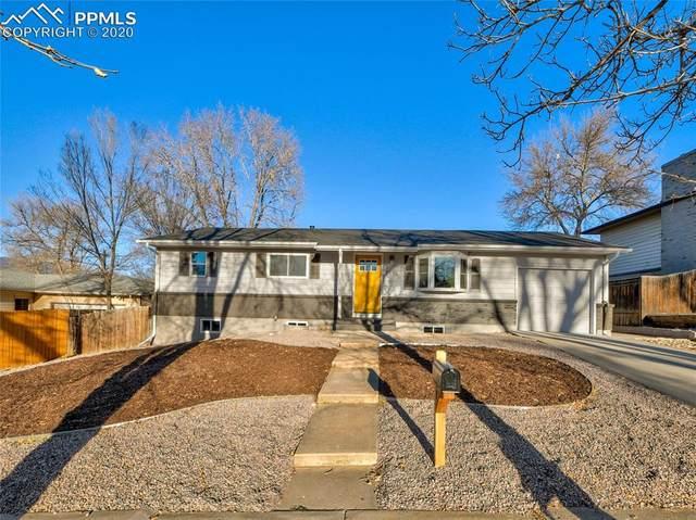 1414 Rushmore Drive, Colorado Springs, CO 80910 (#2194408) :: The Daniels Team