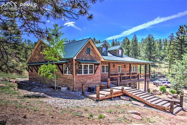 261 Apache Road, Florissant, CO 80816 (#2195205) :: Action Team Realty