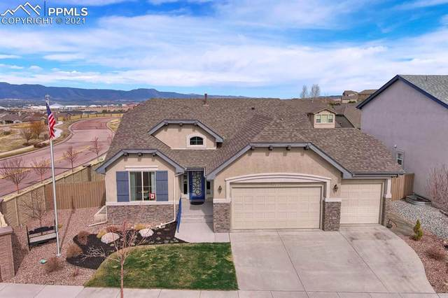 3006 Kettle Ridge Drive, Colorado Springs, CO 80908 (#2196207) :: The Harling Team @ HomeSmart