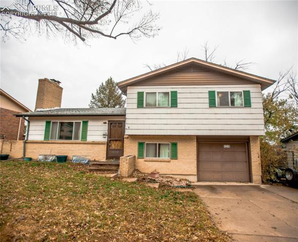 1319 Kingsley Drive, Colorado Springs, CO 80909 (#2196972) :: The Hunstiger Team