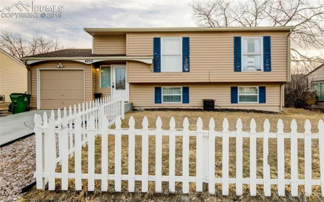 4250 Morley Drive, Colorado Springs, CO 80916 (#2199810) :: Jason Daniels & Associates at RE/MAX Millennium