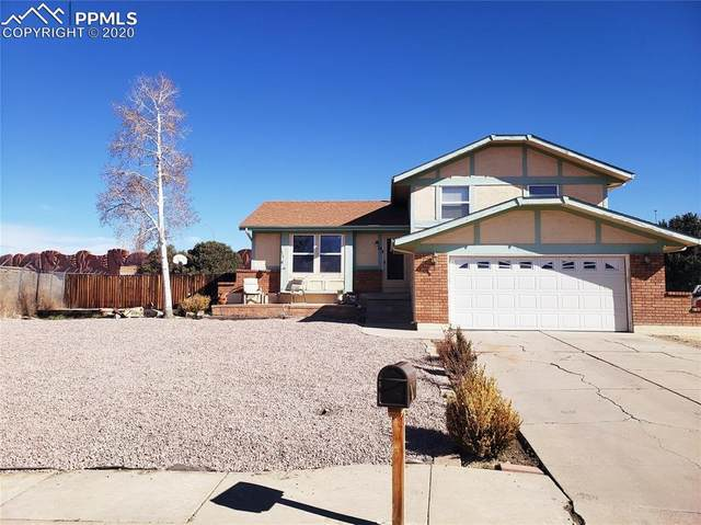 14 Carefree Lane, Pueblo, CO 81001 (#2202557) :: HomeSmart Realty Group