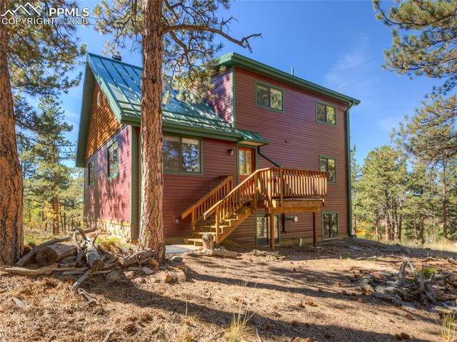 668 Midnight Lane, Florissant, CO 80816 (#2207035) :: Action Team Realty