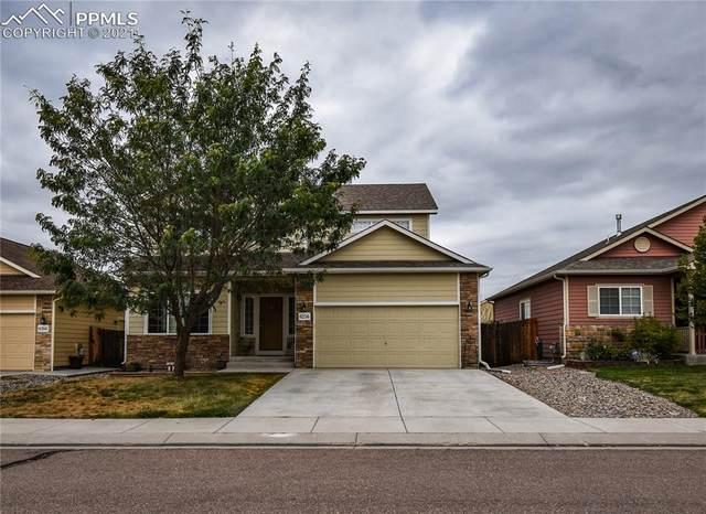 6256 Hungry Horse Lane, Colorado Springs, CO 80925 (#2207040) :: The Kibler Group
