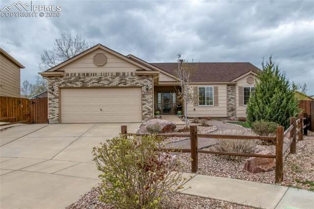 7522 Patina Court, Colorado Springs, CO 80922 (#2207134) :: The Kibler Group
