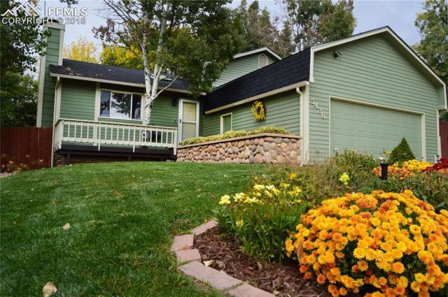 5436 Country Heights Drive, Colorado Springs, CO 80917 (#2208850) :: Jason Daniels & Associates at RE/MAX Millennium