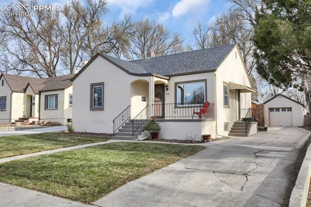 209 Farragut Avenue, Colorado Springs, CO 80909 (#2209233) :: The Treasure Davis Team