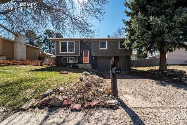 4435 N Enchanted Circle, Colorado Springs, CO 80917 (#2213431) :: The Treasure Davis Team