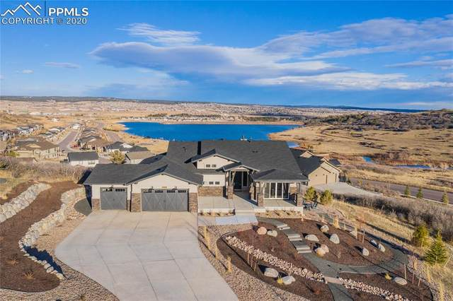 3306 Mesa Top Drive, Monument, CO 80132 (#2216349) :: Finch & Gable Real Estate Co.