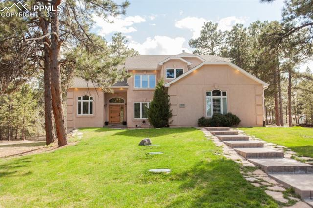 18240 Archers Drive, Monument, CO 80132 (#2216379) :: Harling Real Estate