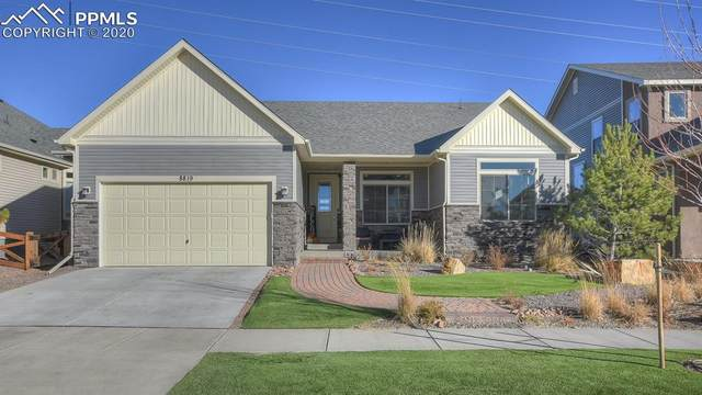 8819 Tranquil Knoll Lane, Colorado Springs, CO 80927 (#2219549) :: The Kibler Group
