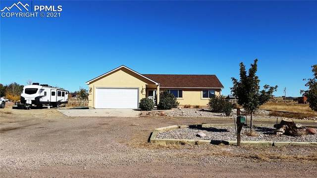 1236 N Picketwire Lane, Pueblo West, CO 81007 (#2222413) :: The Kibler Group