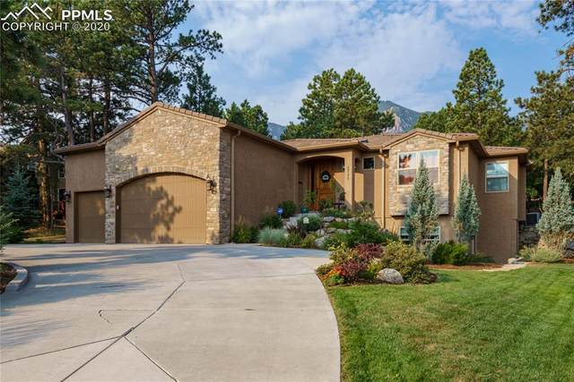 4748 Bella Collina Court, Colorado Springs, CO 80906 (#2224741) :: The Treasure Davis Team