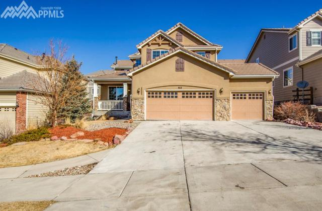 818 Spectrum Loop, Colorado Springs, CO 80921 (#2226206) :: Jason Daniels & Associates at RE/MAX Millennium