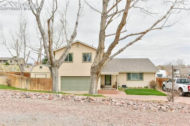 836 S Greenway Avenue, Pueblo West, CO 81007 (#2226774) :: Re/Max Structure