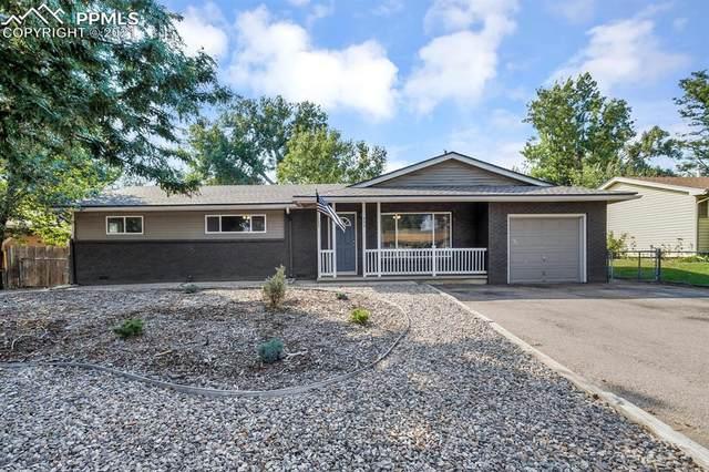 232 Davie Drive, Colorado Springs, CO 80911 (#2228977) :: Action Team Realty