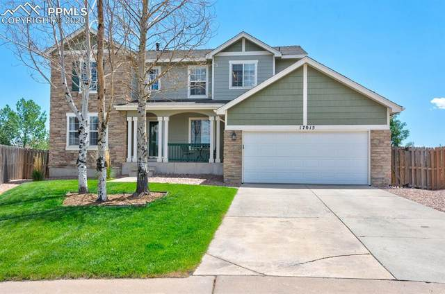17015 Foxcross Drive, Monument, CO 80132 (#2229159) :: The Treasure Davis Team