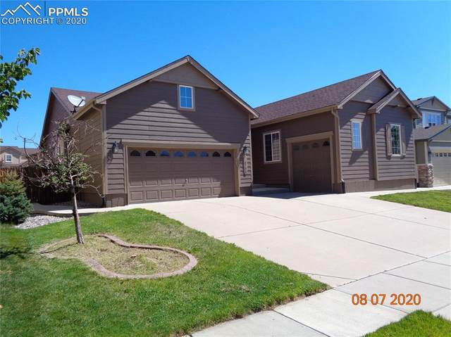 6756 Windom Peak Boulevard, Colorado Springs, CO 80923 (#2229545) :: Action Team Realty