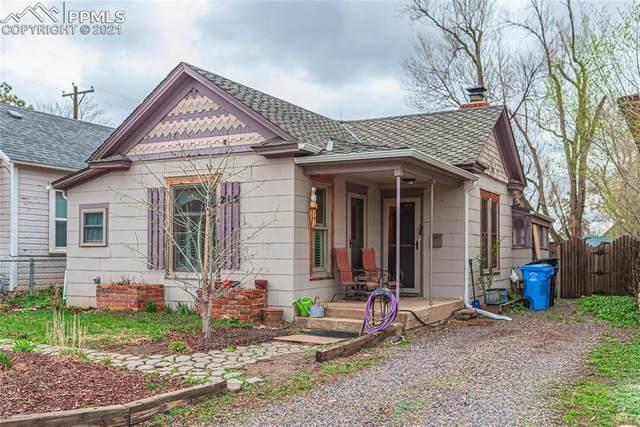 215 S Twelfth Street, Colorado Springs, CO 80904 (#2235296) :: Venterra Real Estate LLC