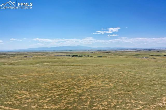 S Calhan Highway, Yoder, CO 80864 (#2235721) :: Action Team Realty