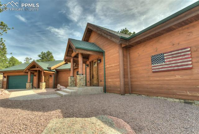 876 Old Ranch Road, Florissant, CO 80816 (#2236487) :: Jason Daniels & Associates at RE/MAX Millennium