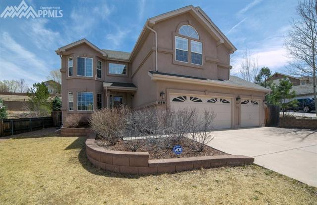 6581 Oasis Butte Drive, Colorado Springs, CO 80923 (#2237465) :: Action Team Realty