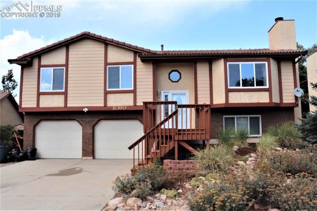 8360 Freemantle Drive, Colorado Springs, CO 80920 (#2238328) :: The Treasure Davis Team