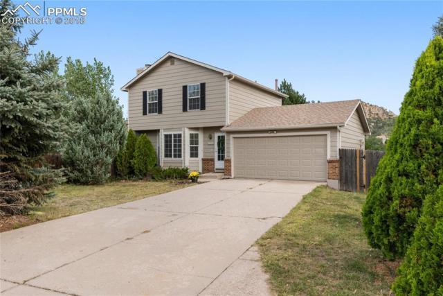 3649 Cragwood Drive, Colorado Springs, CO 80907 (#2239090) :: The Peak Properties Group
