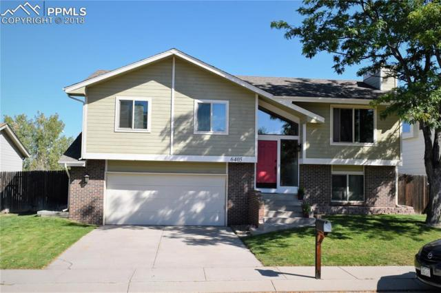 6405 Fall River Drive, Colorado Springs, CO 80918 (#2239947) :: The Kibler Group