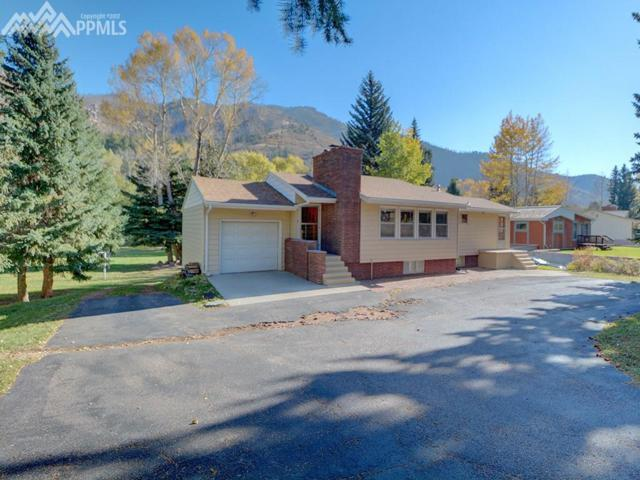 8610 Chipita Park Road, Cascade, CO 80809 (#2242672) :: The Dunfee Group - Keller Williams Partners Realty