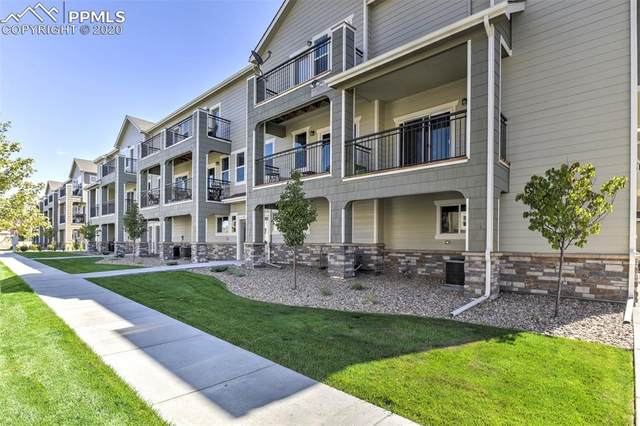11250 Florence Street 10C, Commerce City, CO 80640 (#2243990) :: CC Signature Group