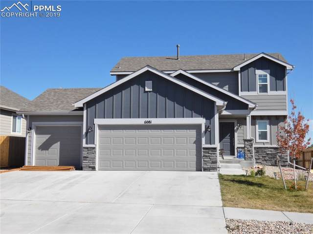 6081 Anders Ridge Lane, Colorado Springs, CO 80927 (#2246623) :: The Treasure Davis Team