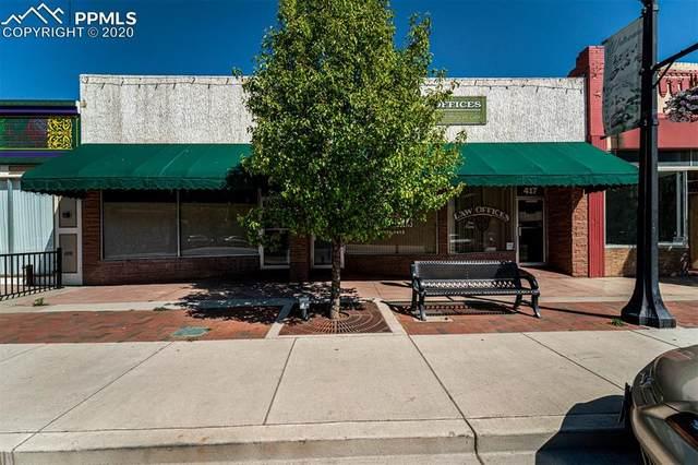 415 Main Street, Canon City, CO 81212 (#2246822) :: Colorado Home Finder Realty