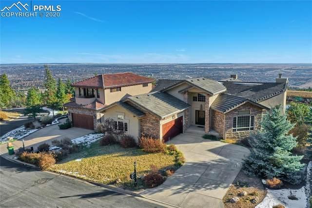 1085 High Lake View, Colorado Springs, CO 80906 (#2247284) :: The Kibler Group