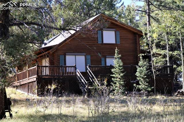 2879 County Road 863 Road, Victor, CO 80860 (#2247669) :: Fisk Team, RE/MAX Properties, Inc.