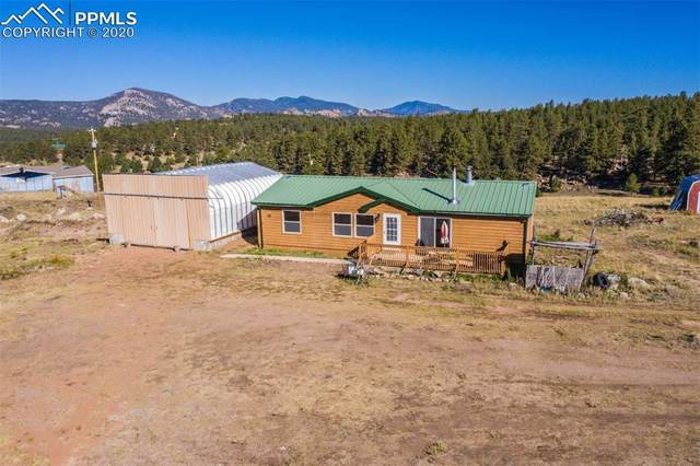 70 Pinto Drive, Florissant, CO 80816 (#2250657) :: Tommy Daly Home Team