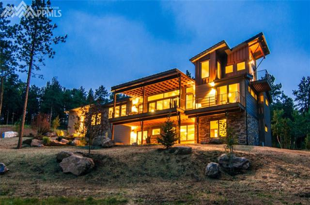 261 Thunder Ridge Drive, Woodland Park, CO 80863 (#2252374) :: Colorado Home Finder Realty